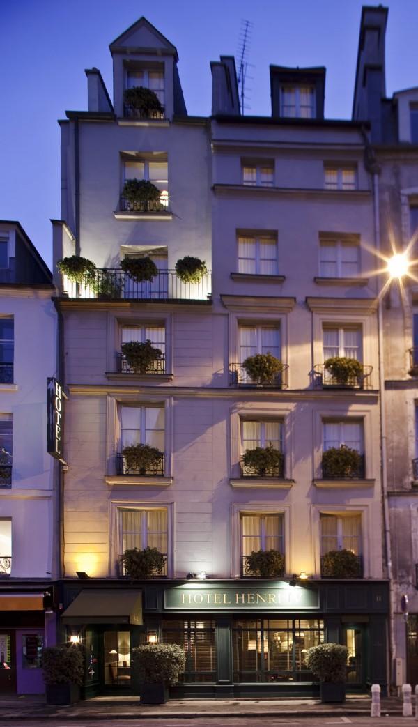 Photo Gallery Henri Iv Rive Gauche Hotel Paris